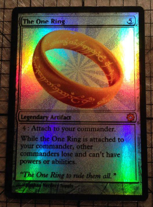 Ring Of Artifact Mtg Cube