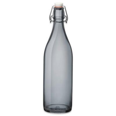 Bormioli 1 Liter Giara Bottle Colored Glass Bottles Bottle Glass Bottles
