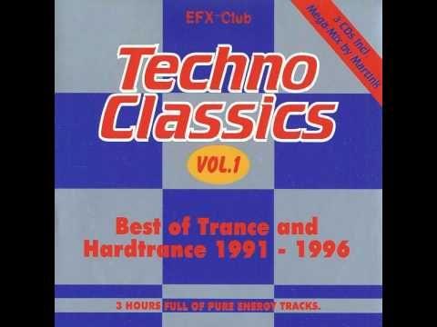 House Techno Classic Party Megamix 1991 - 1996 inkl. Playlist