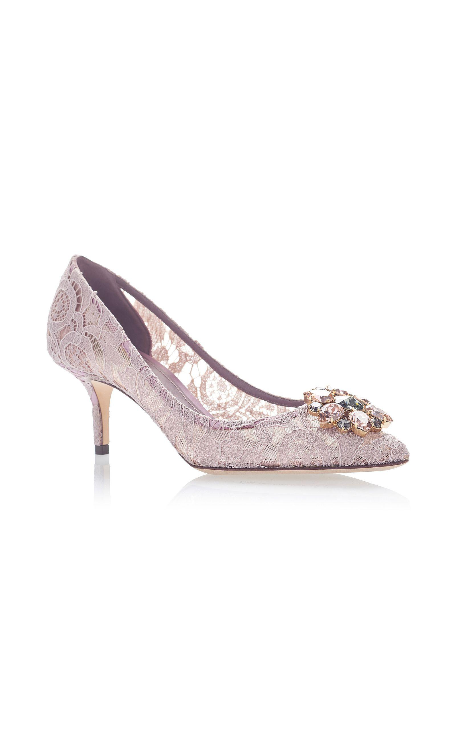 Nhấp Vao Sản Phẩm để Phong To Lace Pumps Stunning Shoes Heels