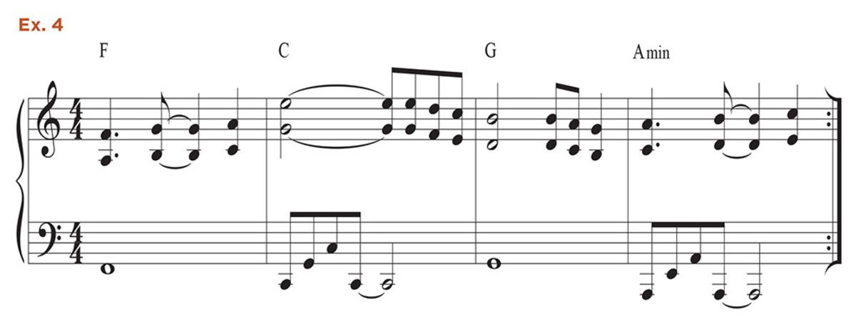 The Art Of Motion Piano Ritmo