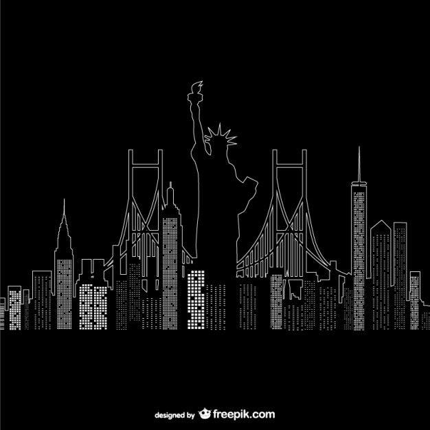 fotos new york de noche - Buscar con Google