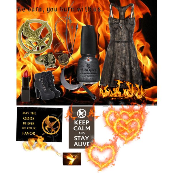 """""""Hunger games"""" by june-materna on Polyvore"""