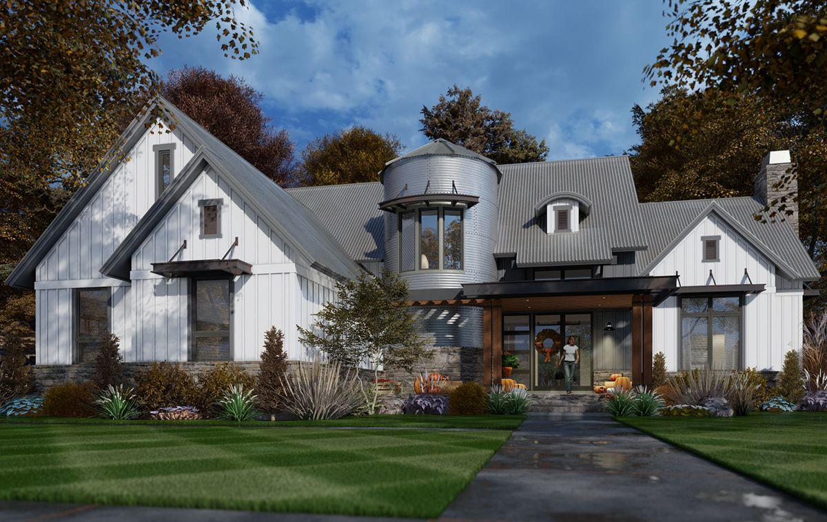 20++ Metal modern farmhouse model