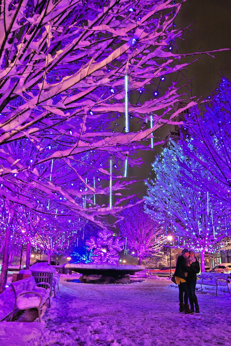 7 Best Places To See Christmas Light Displays In The Asheville North Carolina Area Including Do Christmas Light Displays Winter Light North Carolina Travel