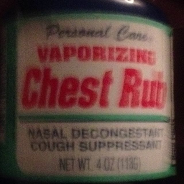 Wow this really does work) For ear ache Use Vicks vapor rub