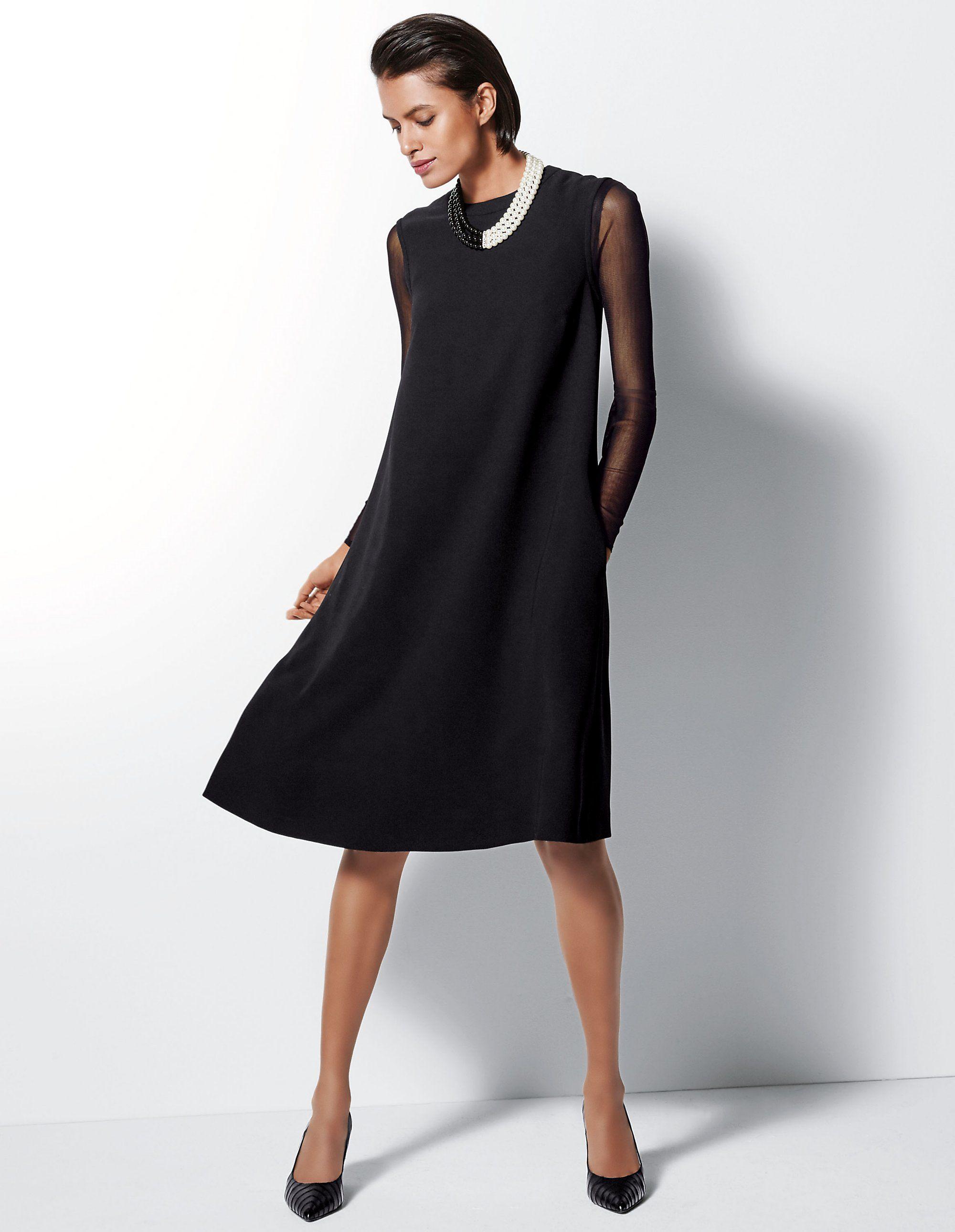 Kleid a linie elegant