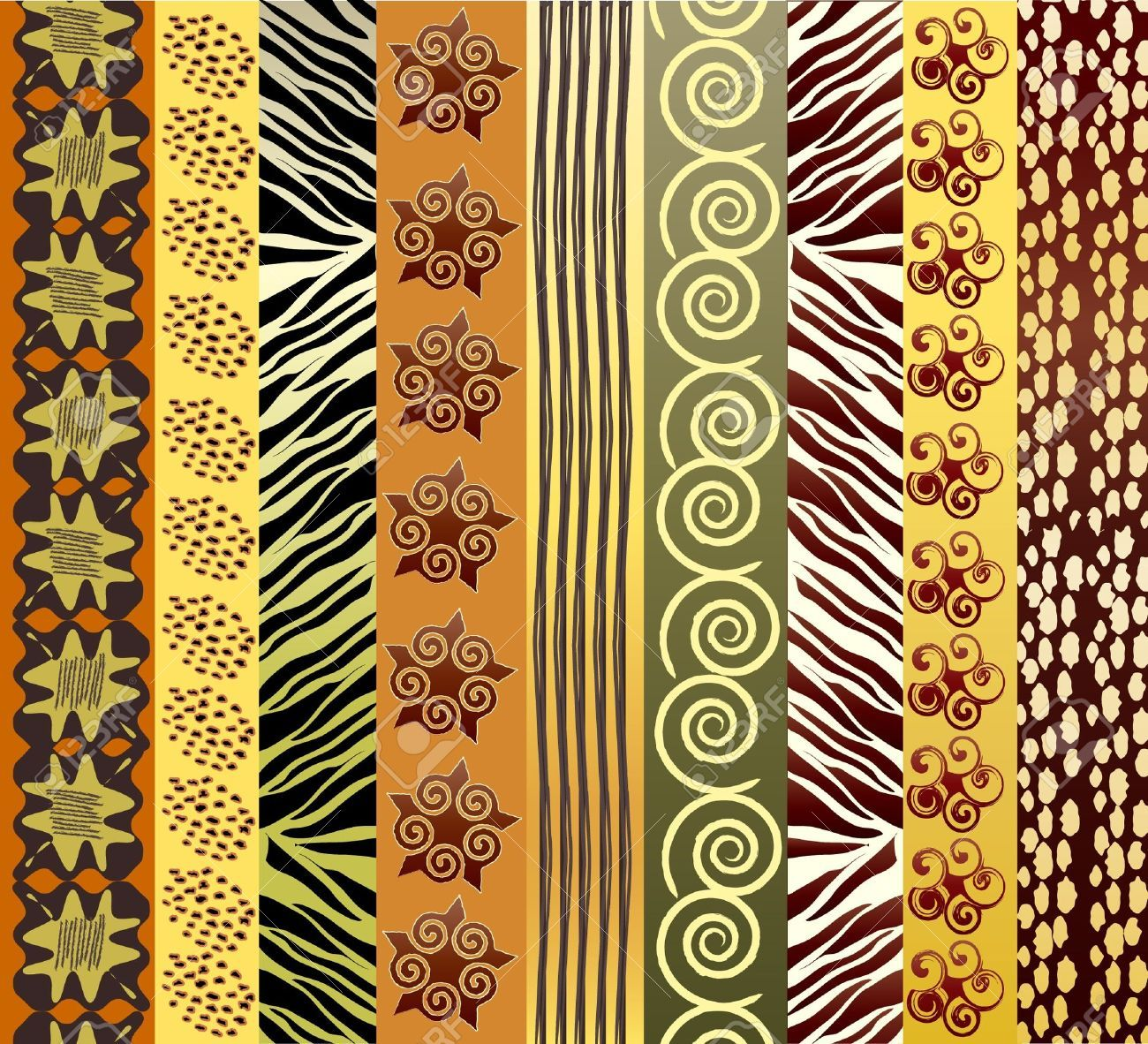 Motif africain recherche google inspiration pour for Motif peinture