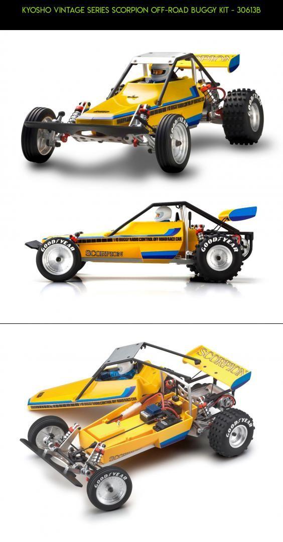 Kyosho Vintage Series Scorpion Off-Road Buggy Kit - 30613B #plans ...