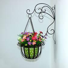 Hasil Gambar Untuk Wrought Iron Hanging Baskets Hanging Flower