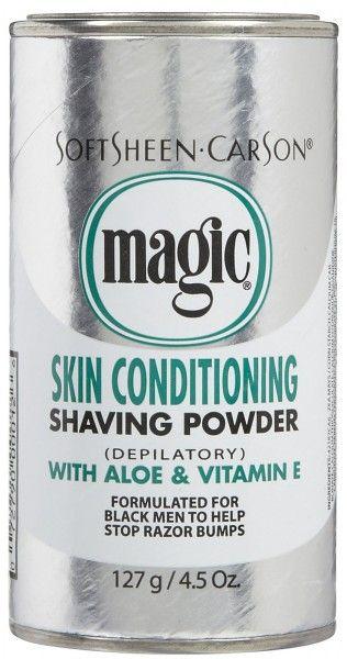 Magic Skin Conditioning Shaving Powder 4 5 Oz Homemade Beauty Tips Skin Conditions Shaving