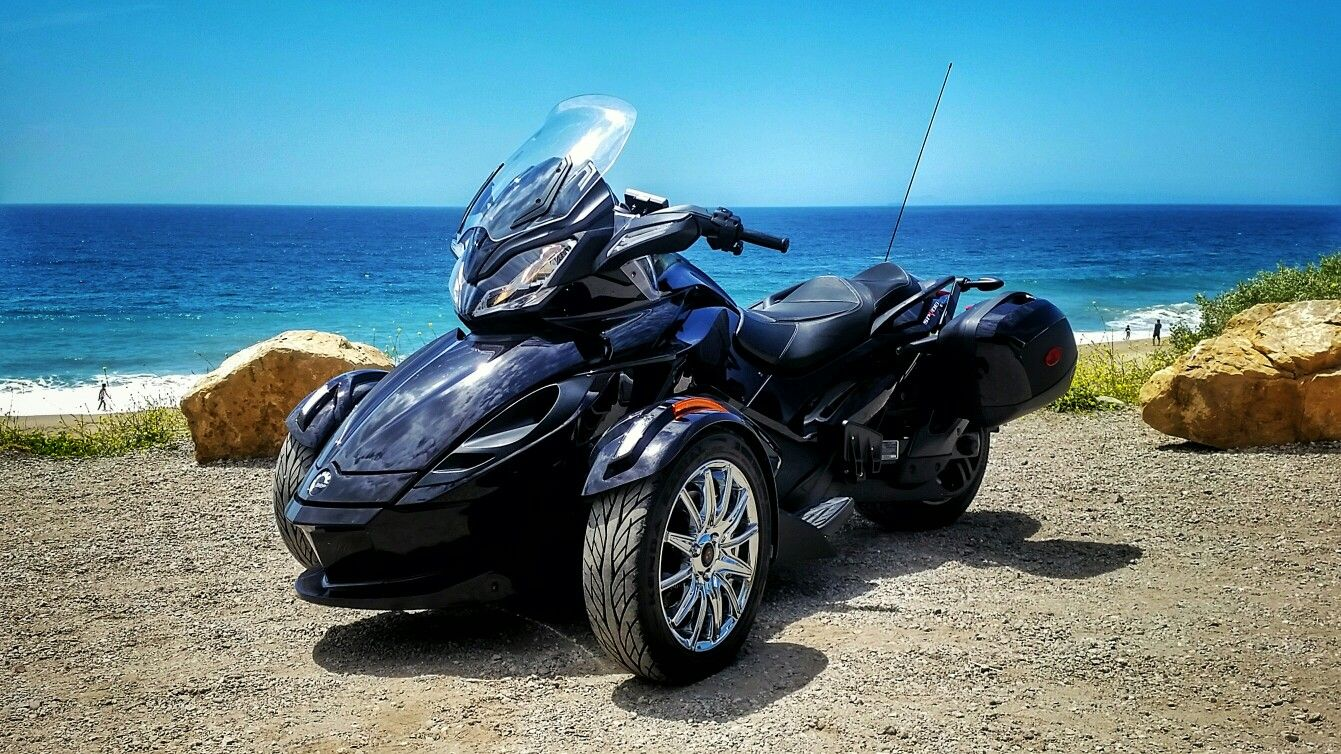 Pin by Louis DeLorio on Adventures on my Can Am Spyder ST | Pinterest