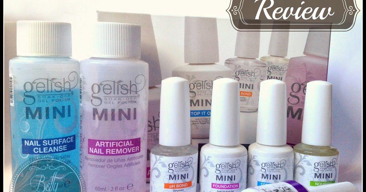 Contemporáneo Gelish Mini Esmalte De Uñas Viñeta - Ideas de Diseño ...