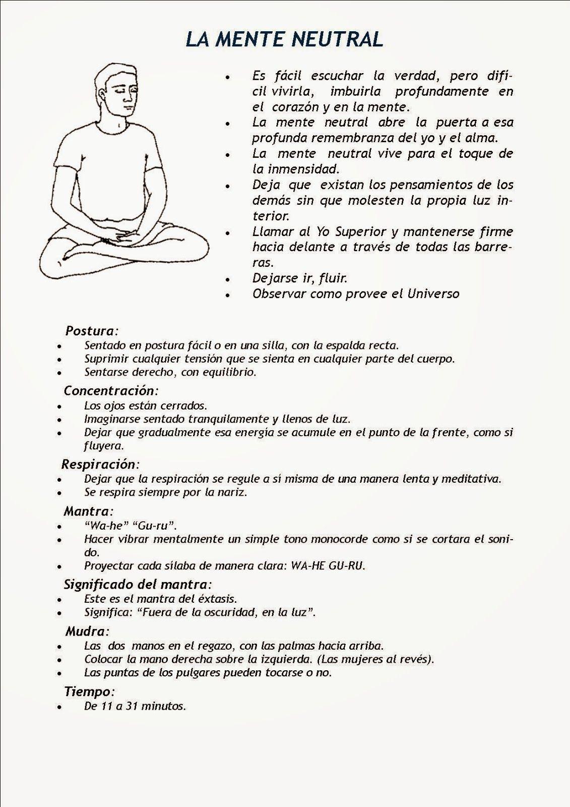 El Inca vuelve a casa: Meditaciones de Kundalini-Yoga | Kriyas