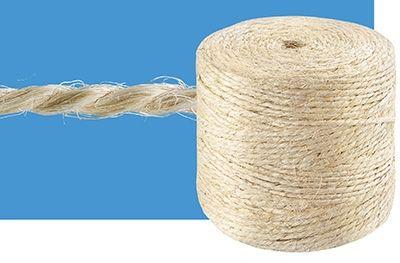 Sisal Rope Manila Rope In Stock Uline With Images Sisal Twine Sisal Sisal Rope