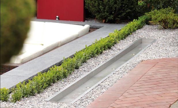 Bachlauf Bachlauf, Gärten und Gartenideen - wasserlauf im garten