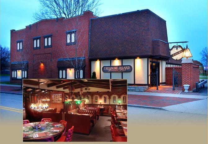 Treasureislandsc Com Dayton Restaurants Dayton Ohio Treasure Island