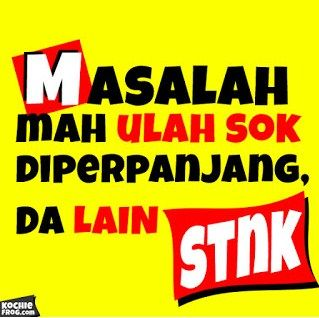 Gambar Dp Bbm Bahasa Sunda 6 Dengan Gambar Lucu Kutipan Lucu