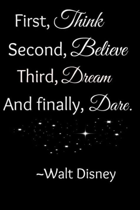 walt disney quotes keep moving forward  Want more inspiration? www.inspirecast.ca