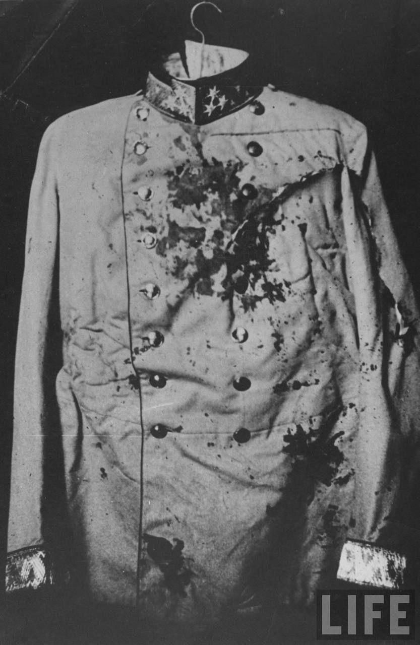 World War 1 Injuries   Archduke Franz Ferdinand Assassination   World war  i, World war, History