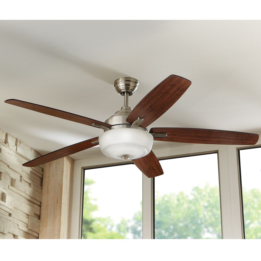 Home Decorators Collection 60 In Sudler Ridge Led Ceiling Fan Great Room Fan