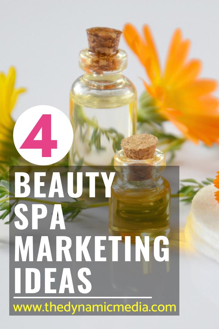 4 Beauty Spa Marketing Ideas | Beauty spa, Spa marketing ...
