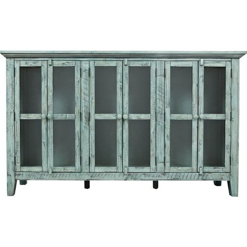Found it at Wayfair - Eau Claire 6 Door Accent Cabinet