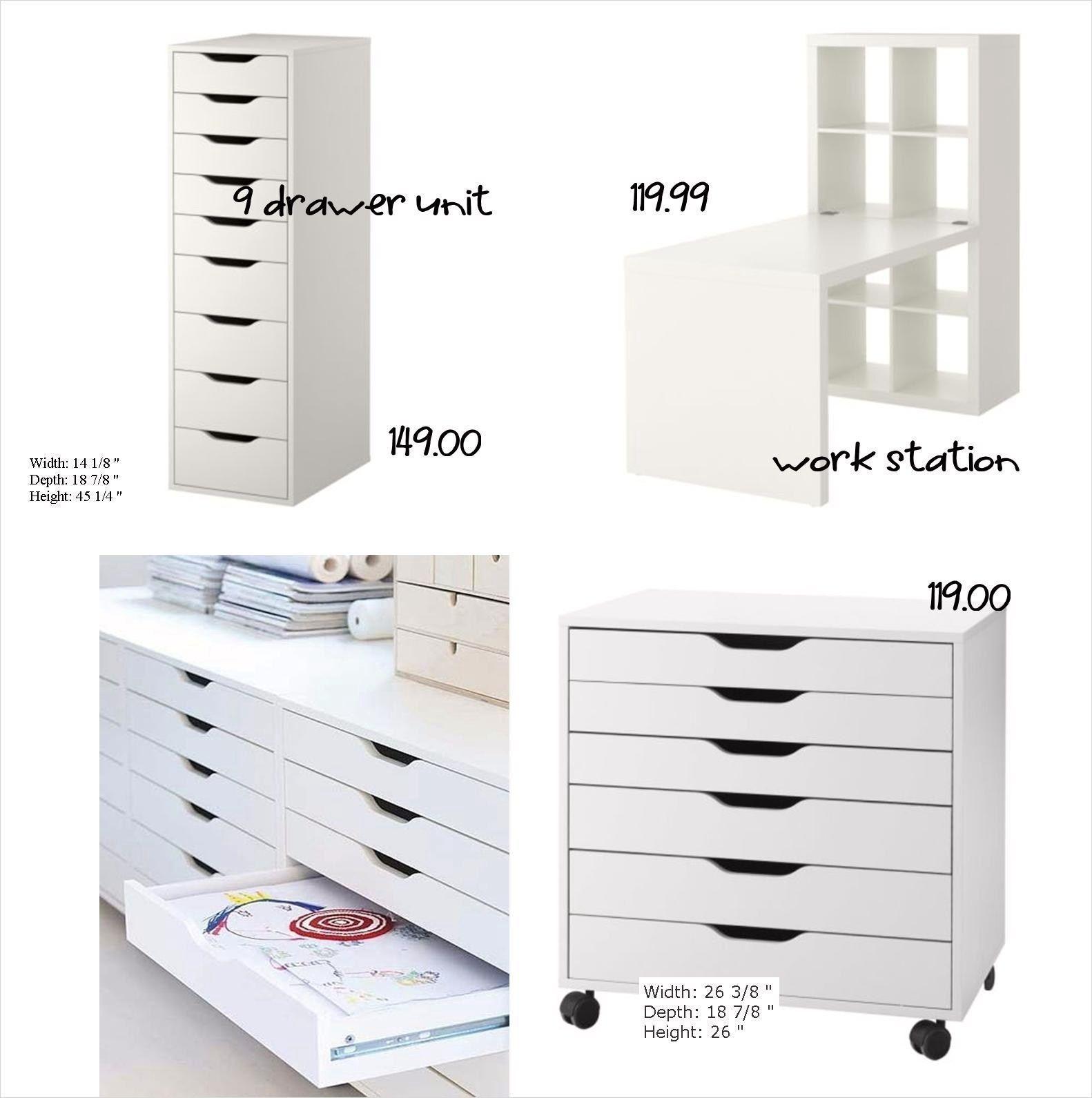 Photo of 41 Preiswerter IKEA Scrapbook-Raum für Aufbewahrungsideen – DecoRelated – Ikea-Schrott …