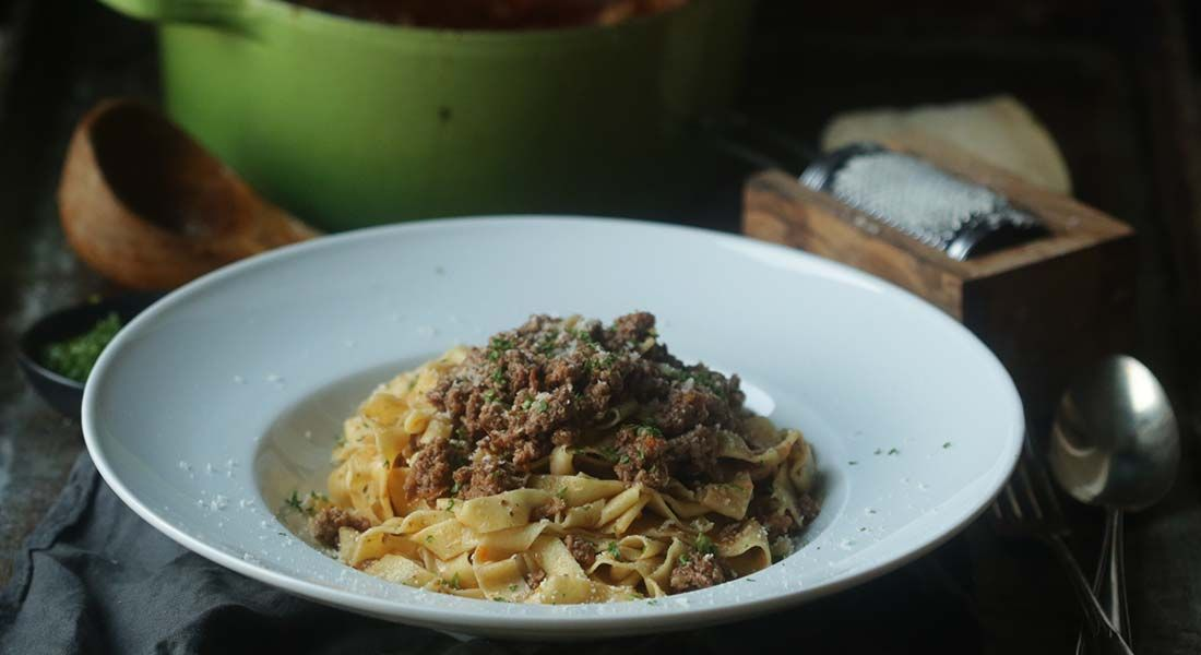 There is nothing, I mean nothing like homemade pasta. Sauce just sticks to them better, they are more tender, more flavorful and just DANG ARE THEY GOOD! I'm sure to some folks it can be …