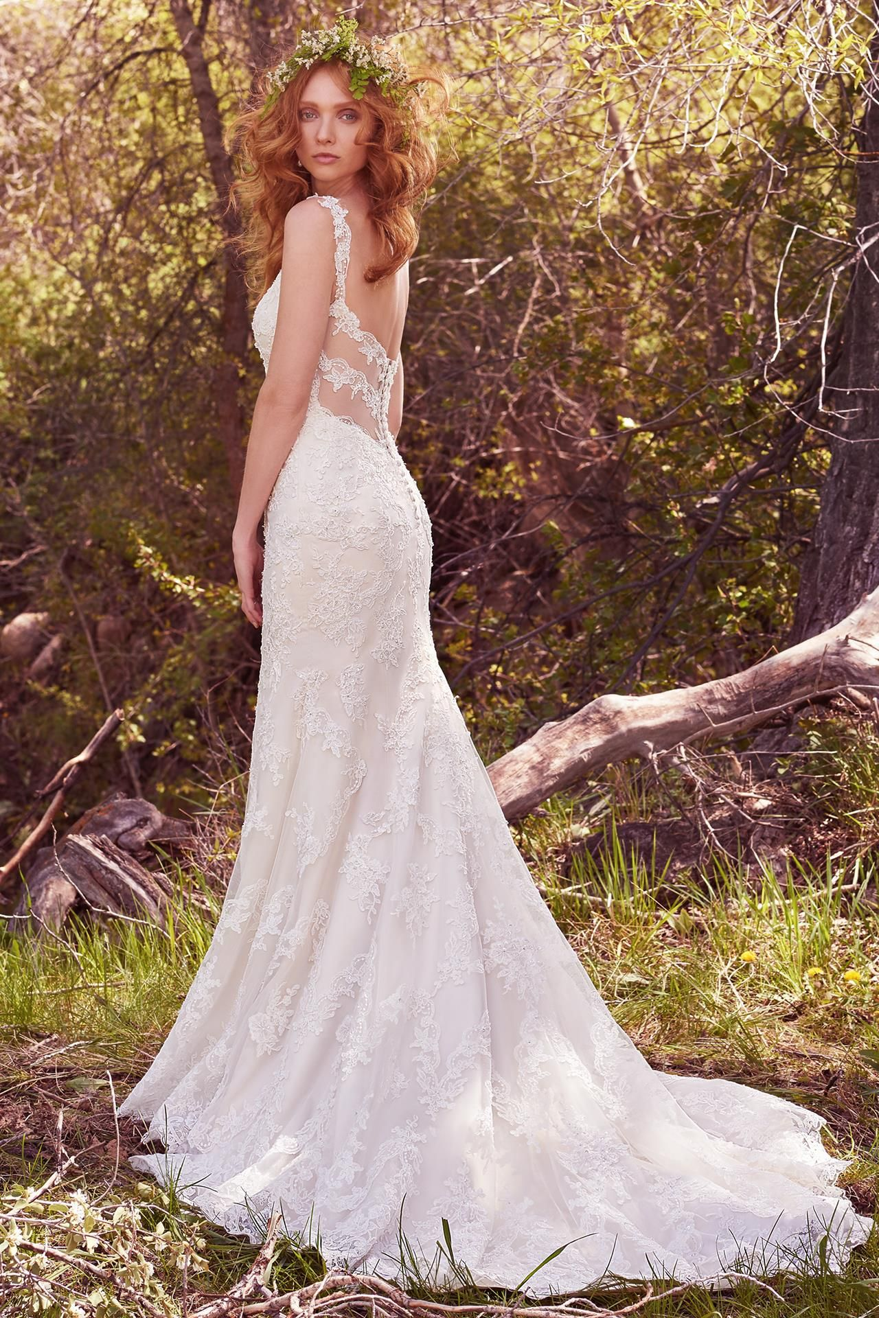 Venita Wedding Dress from Maggie Sottero | hitched.co.uk | Wedding ...