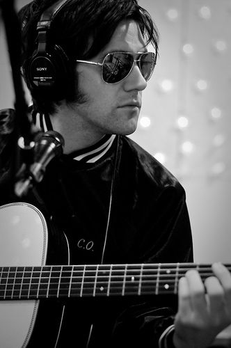 Conor Oberst, my high school sweetheart. <3