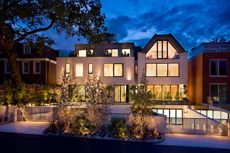 Designer Houses For Sale London