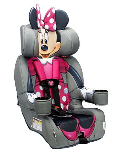 Kidsembrace Friendship Combination Booster Car Seat Minnie Mouse