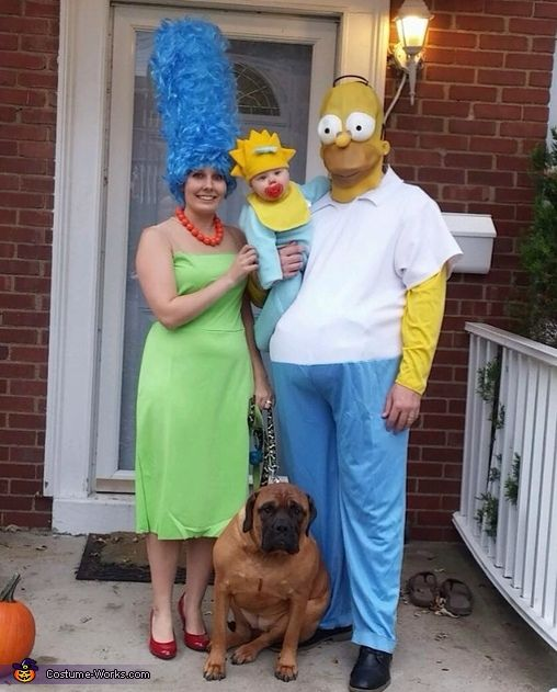 The Simpsons - Halloween Costume Contest at Costume-Works.com  sc 1 st  Pinterest & The Simpsons - Halloween Costume Contest at Costume-Works.com ...