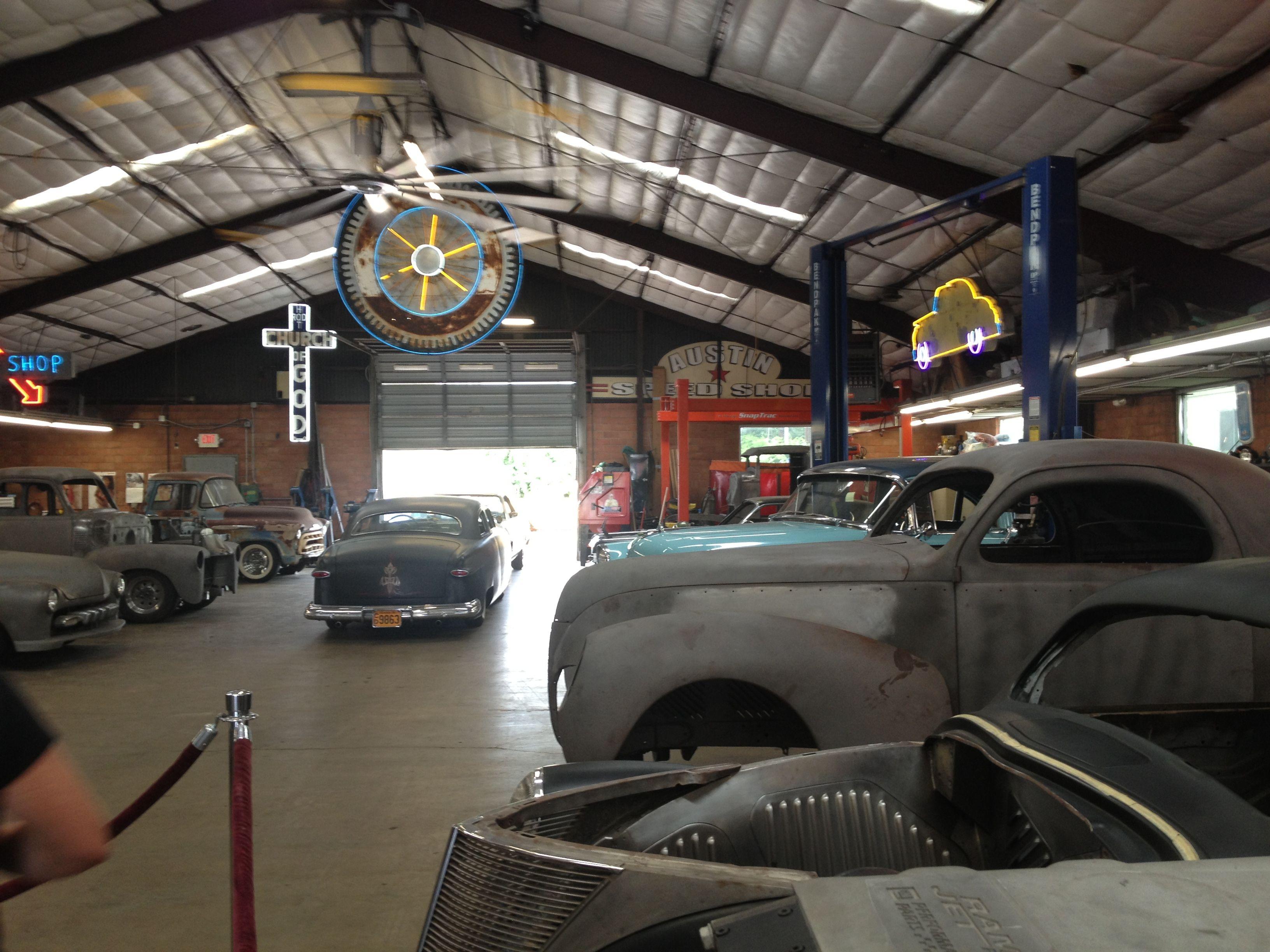 Jesse James - Austin Speed Shop - Austin, TX | Cars Misc ...