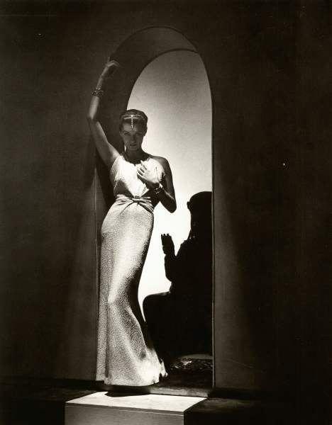 Lucien Lelong, Bijoux Boucheron, 1937, By Horst P Horst