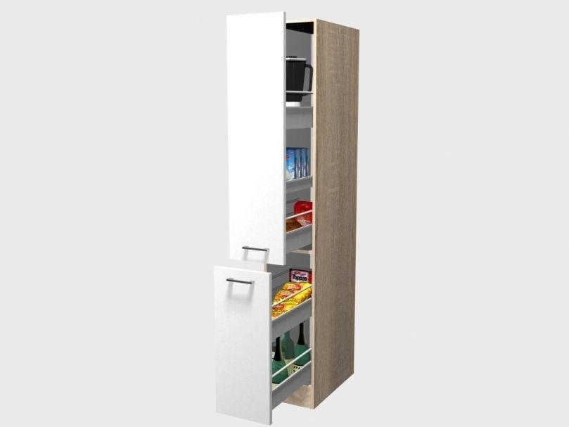 Apotheker-Hochschrank Varianto Samoa Küchenschrank Vorratsschrank - küchenschränke günstig online kaufen