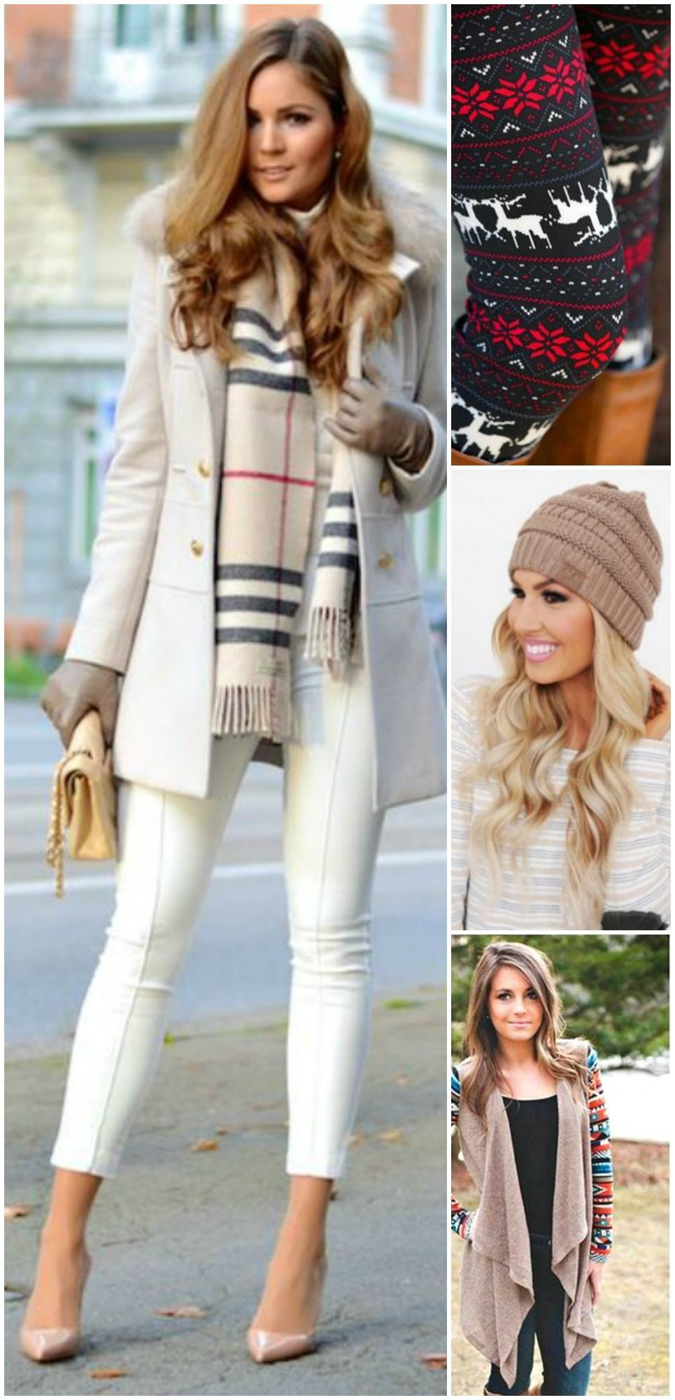 ba4e404ccf Winter Outfit Ideas. TheChicFind.com