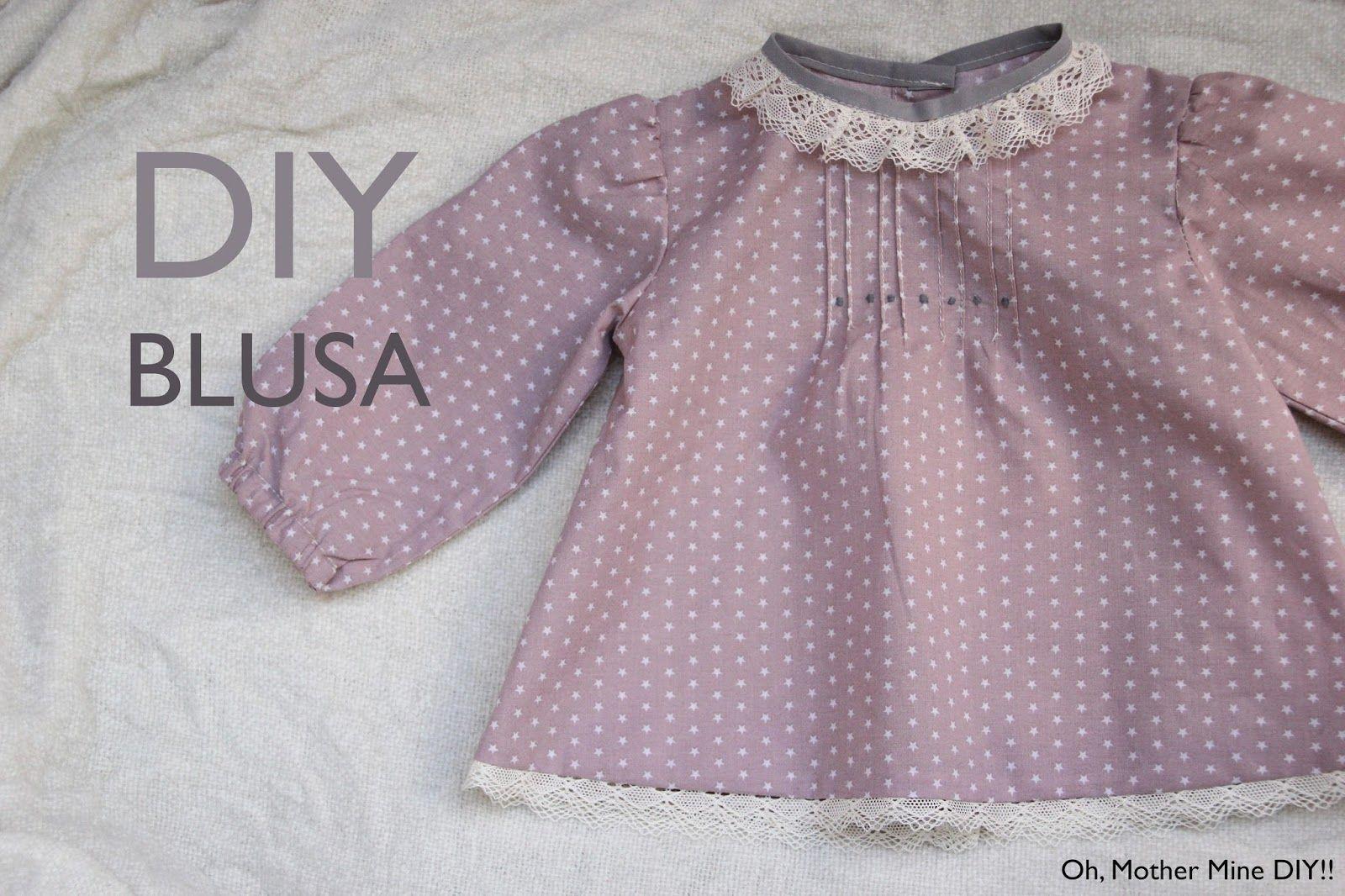 Bluse / Tunika 68- 122 | Nähen Mädchen | Pinterest | Freebooks ...