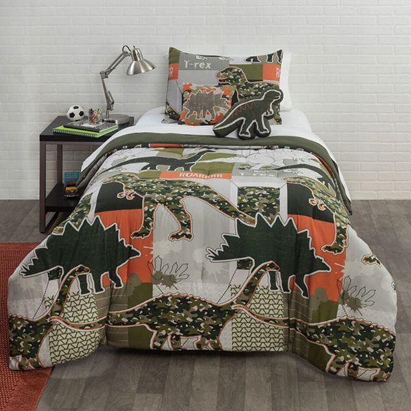 Jcpenney Home Dinosaur Comforter Set Jcpenney Comforter Sets