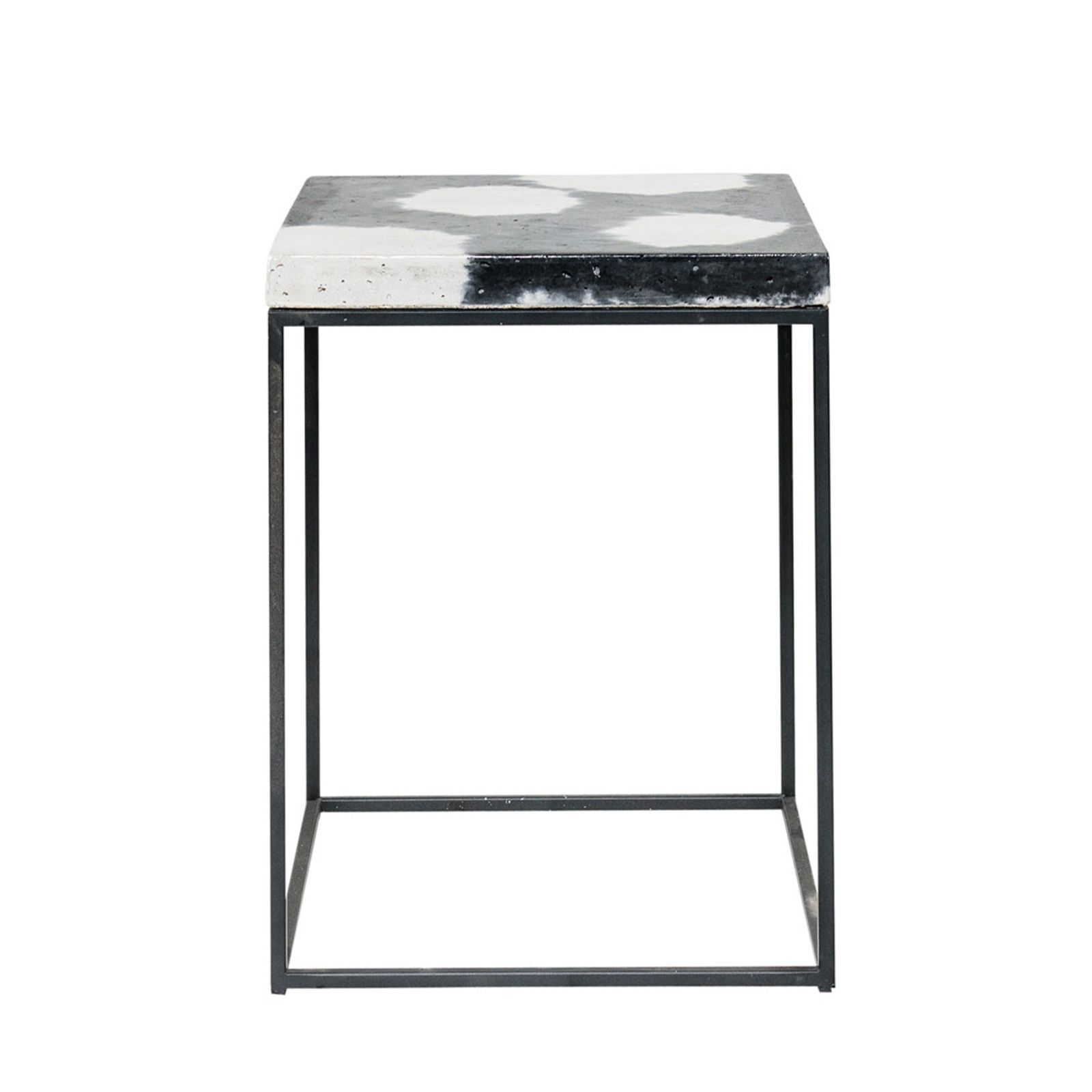 Oakland Holstein Side Table By Patrick Cain Designs
