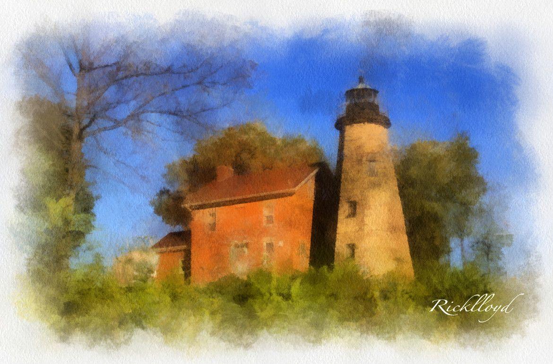 Genesee Lighthouse
