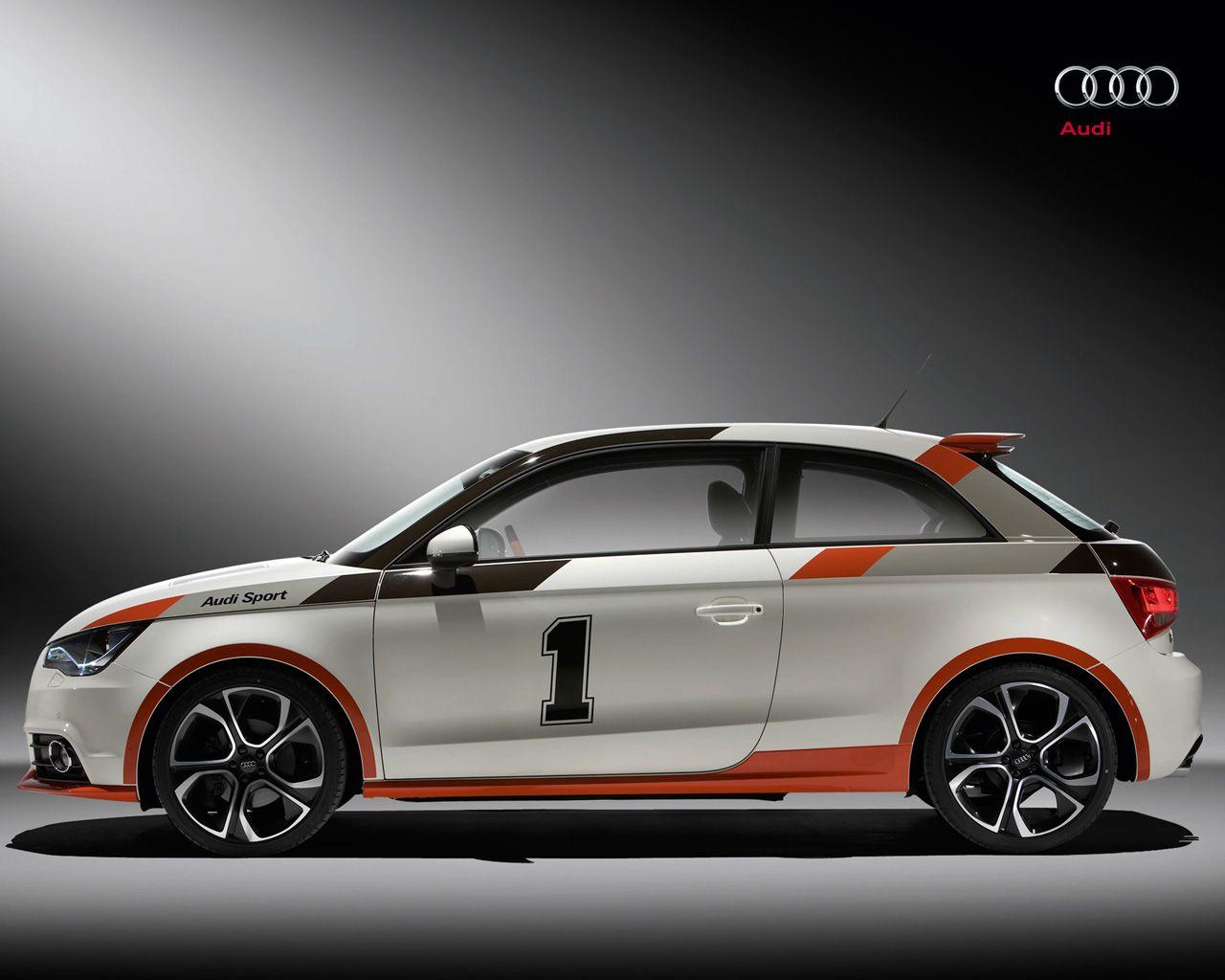 Car sticker design competition - Audi A1 Competition Kit