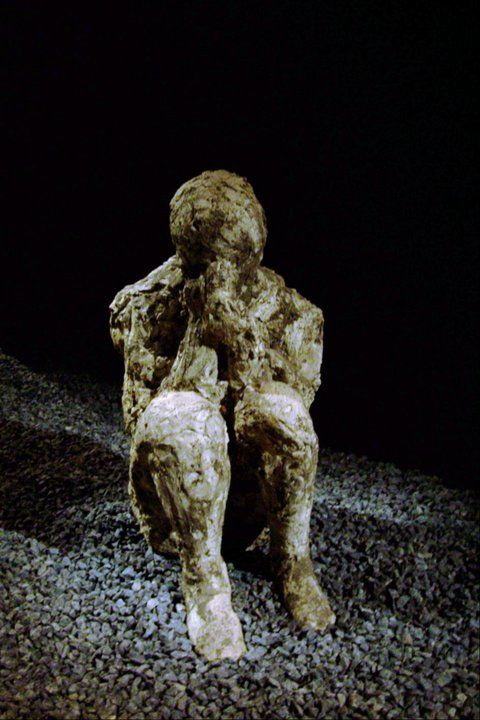 The Story That Had Started 1931 Years Ago Pompeii Volcano