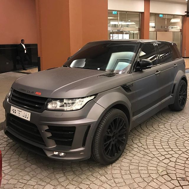 Land Rover Suv: Instagram Media By Instacar_uae