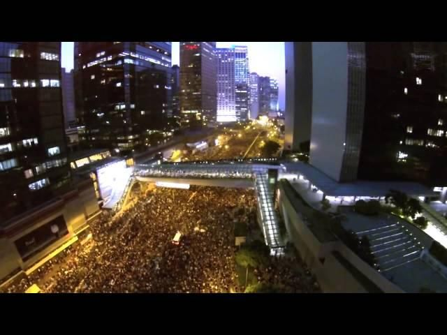 We Are Loving Drone Footage Right Now This Footage Captured The - Incredible drone footage captures hong kong
