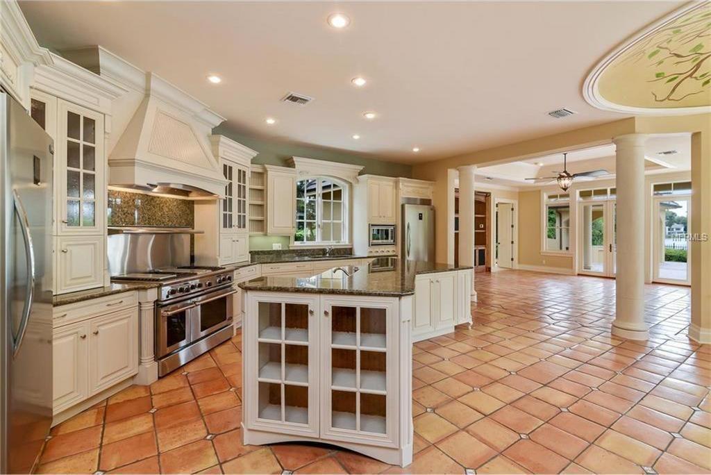 Large Estate in Windermere, Florida. Open concept