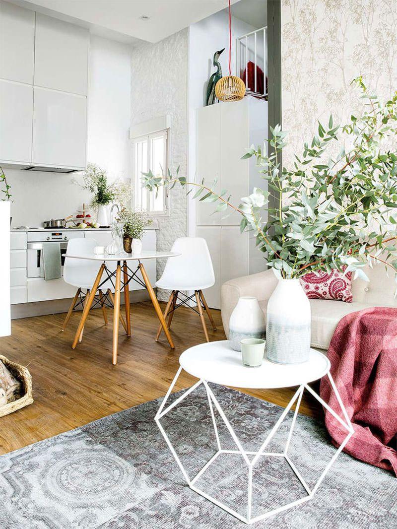 Charmoso Apartamento Pequeno Acolhedor E Tem Decora O Com Aura