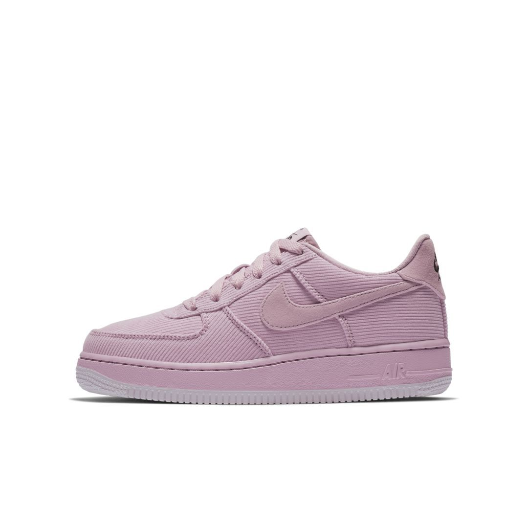 Nike Air Force 1 LV8 Style Big Kids' Shoe Size 6Y (Light