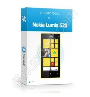 Nokia Lumia 510 complete toolbox